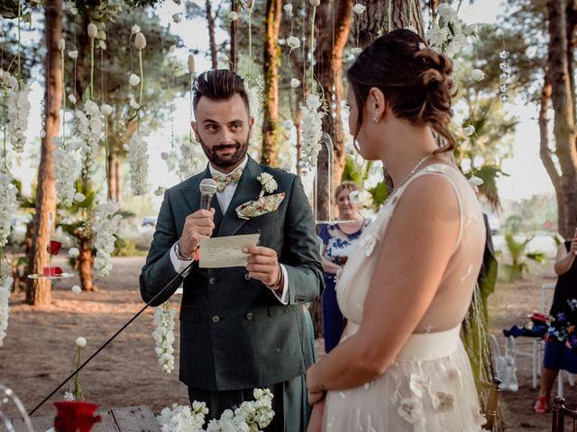 Le nozze di Luigi e Milena