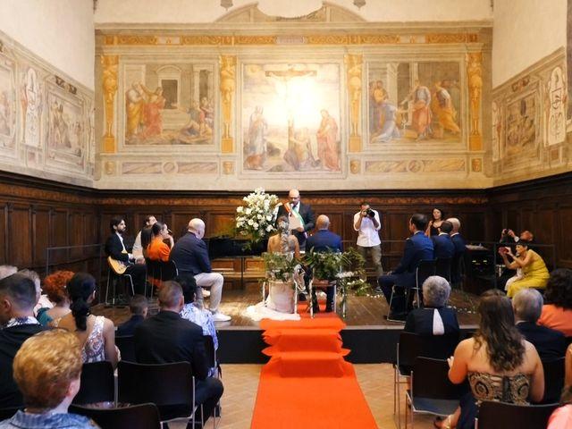Il matrimonio di Federico e Ilenia a Gubbio, Perugia 8