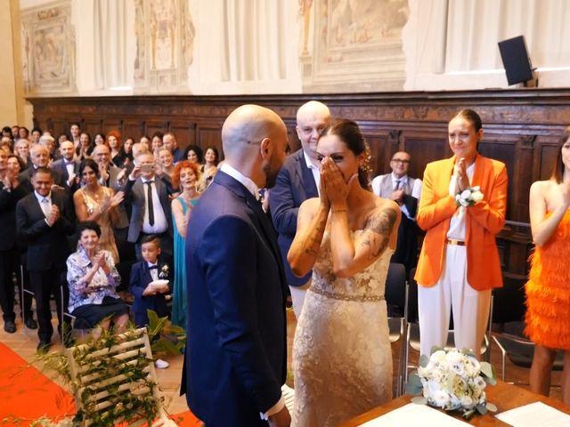 Il matrimonio di Federico e Ilenia a Gubbio, Perugia 9