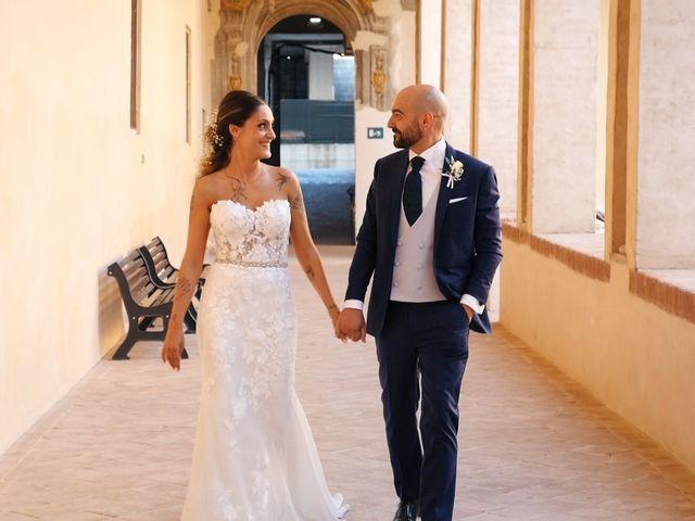Il matrimonio di Federico e Ilenia a Gubbio, Perugia 11