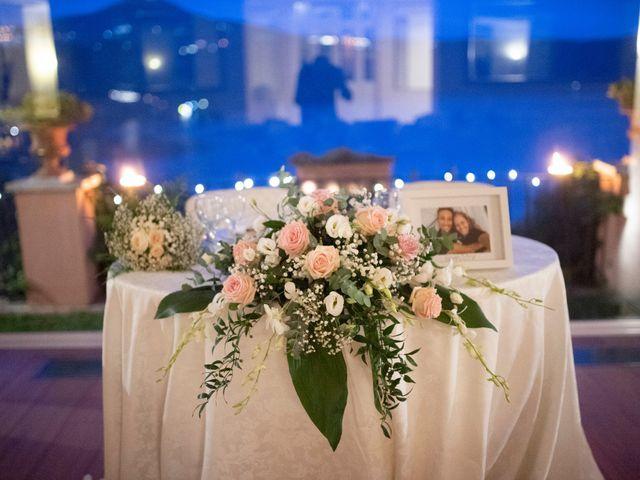 Il matrimonio di Elena e Andrea a Castel Gandolfo, Roma 2