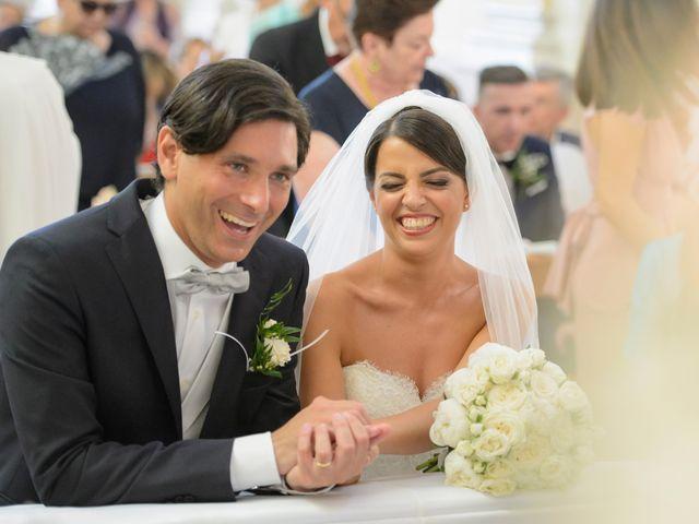 Il matrimonio di Paolo e Manuela a Agropoli, Salerno 40