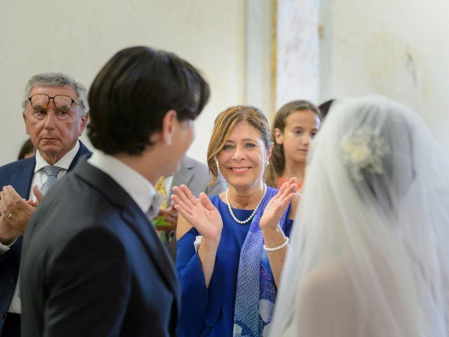 Il matrimonio di Paolo e Manuela a Agropoli, Salerno 41