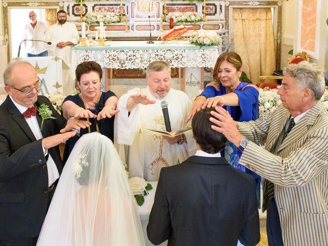 Il matrimonio di Paolo e Manuela a Agropoli, Salerno 42
