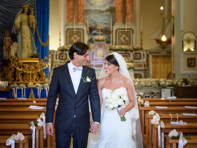 Il matrimonio di Paolo e Manuela a Agropoli, Salerno 45