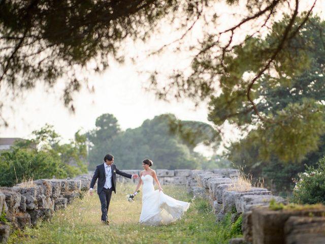 Il matrimonio di Paolo e Manuela a Agropoli, Salerno 49