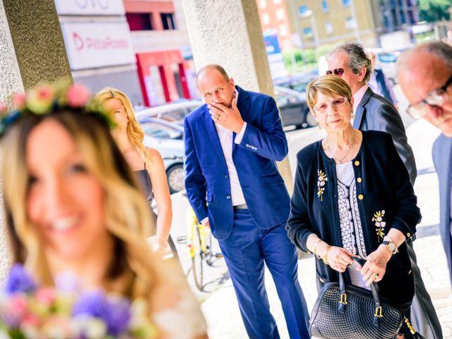 Il matrimonio di Alessandro e Lorena a Pantigliate, Milano 10