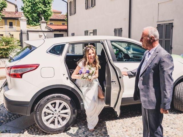 Il matrimonio di Alessandro e Lorena a Pantigliate, Milano 11