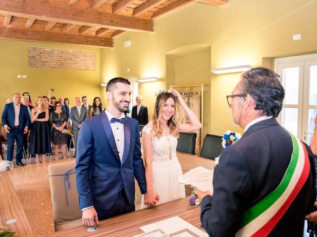 Il matrimonio di Alessandro e Lorena a Pantigliate, Milano 12