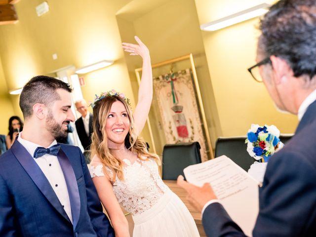 Il matrimonio di Alessandro e Lorena a Pantigliate, Milano 13