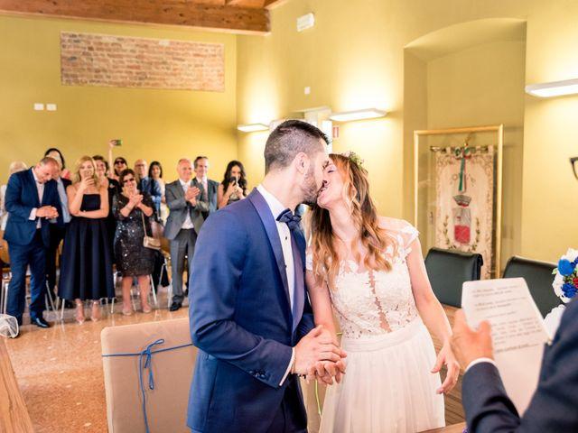 Il matrimonio di Alessandro e Lorena a Pantigliate, Milano 14