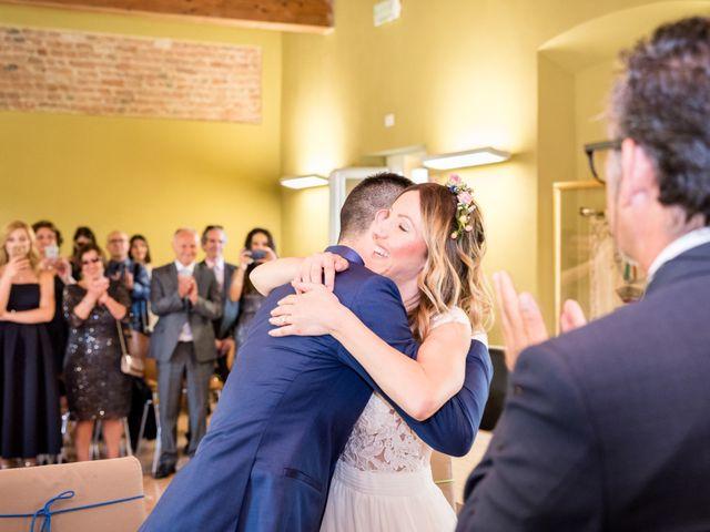 Il matrimonio di Alessandro e Lorena a Pantigliate, Milano 15