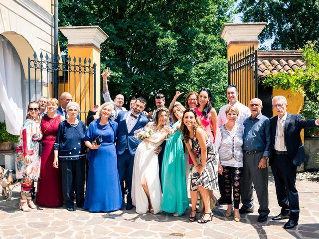 Il matrimonio di Alessandro e Lorena a Pantigliate, Milano 27