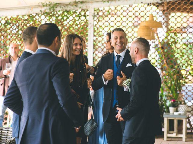 Il matrimonio di Valerio e Francesca a Arcore, Monza e Brianza 47