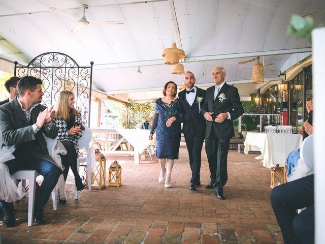 Il matrimonio di Valerio e Francesca a Arcore, Monza e Brianza 50