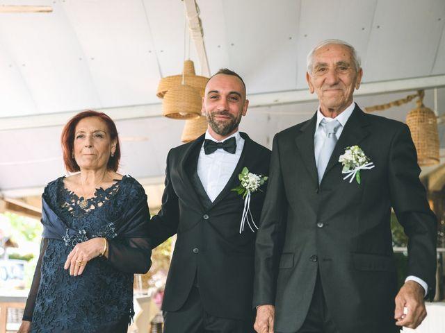 Il matrimonio di Valerio e Francesca a Arcore, Monza e Brianza 51