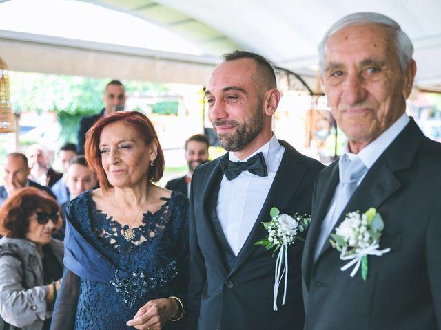 Il matrimonio di Valerio e Francesca a Arcore, Monza e Brianza 53
