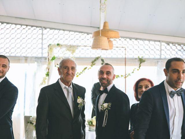 Il matrimonio di Valerio e Francesca a Arcore, Monza e Brianza 54