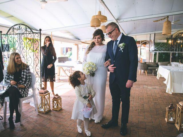 Il matrimonio di Valerio e Francesca a Arcore, Monza e Brianza 60
