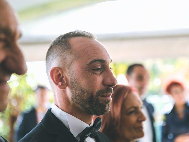 Il matrimonio di Valerio e Francesca a Arcore, Monza e Brianza 61