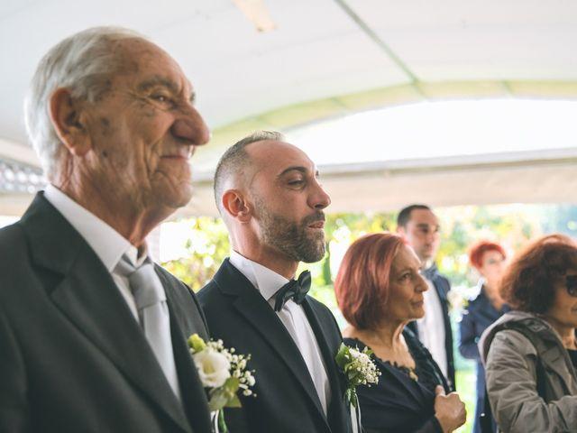 Il matrimonio di Valerio e Francesca a Arcore, Monza e Brianza 63