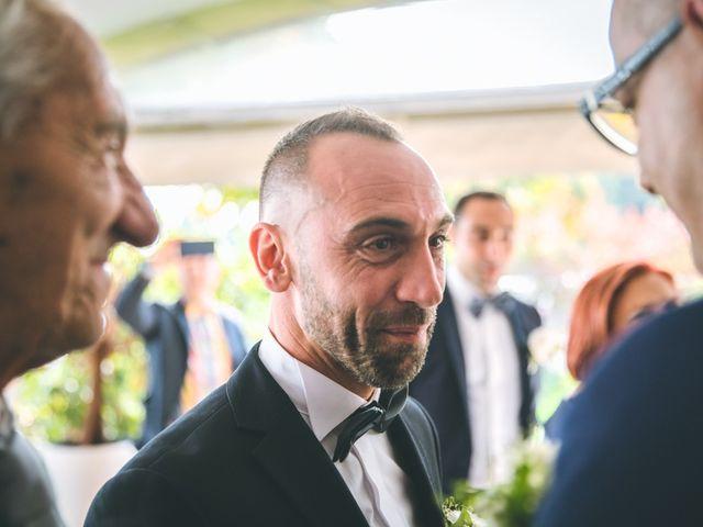 Il matrimonio di Valerio e Francesca a Arcore, Monza e Brianza 64