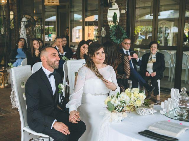 Il matrimonio di Valerio e Francesca a Arcore, Monza e Brianza 66