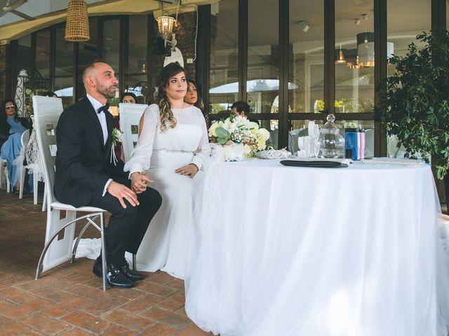 Il matrimonio di Valerio e Francesca a Arcore, Monza e Brianza 76