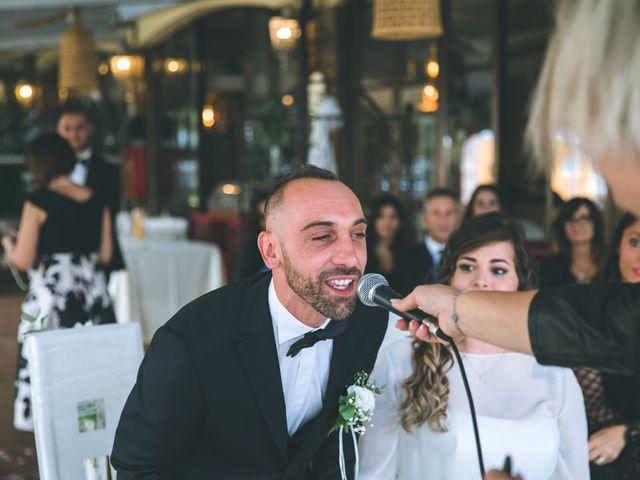 Il matrimonio di Valerio e Francesca a Arcore, Monza e Brianza 80
