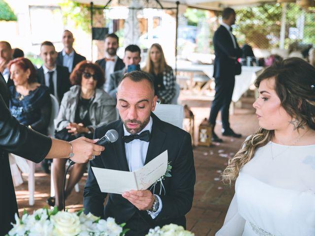 Il matrimonio di Valerio e Francesca a Arcore, Monza e Brianza 83