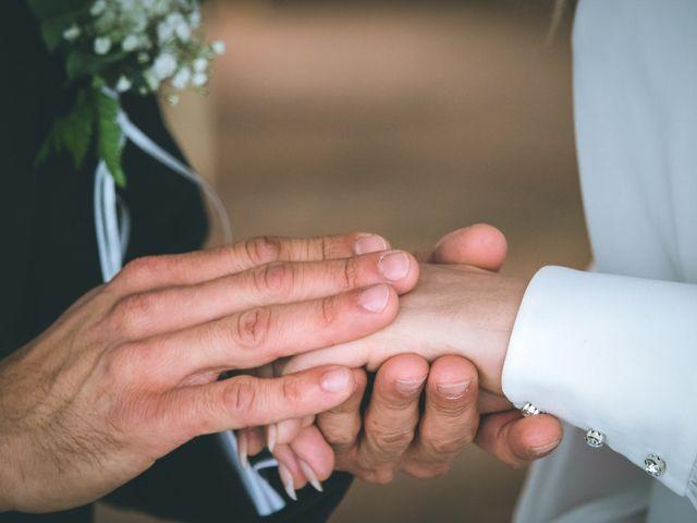 Il matrimonio di Valerio e Francesca a Arcore, Monza e Brianza 97