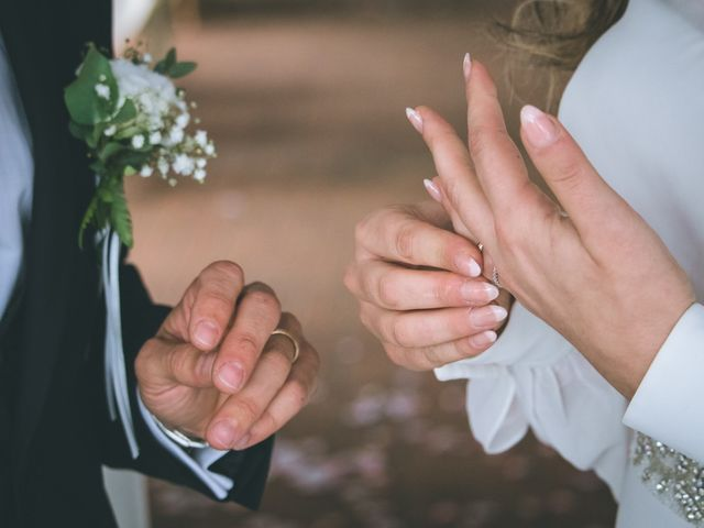 Il matrimonio di Valerio e Francesca a Arcore, Monza e Brianza 100