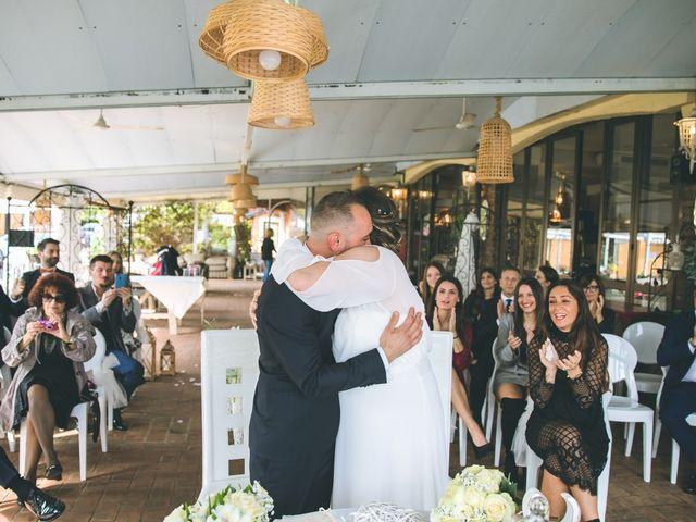 Il matrimonio di Valerio e Francesca a Arcore, Monza e Brianza 102