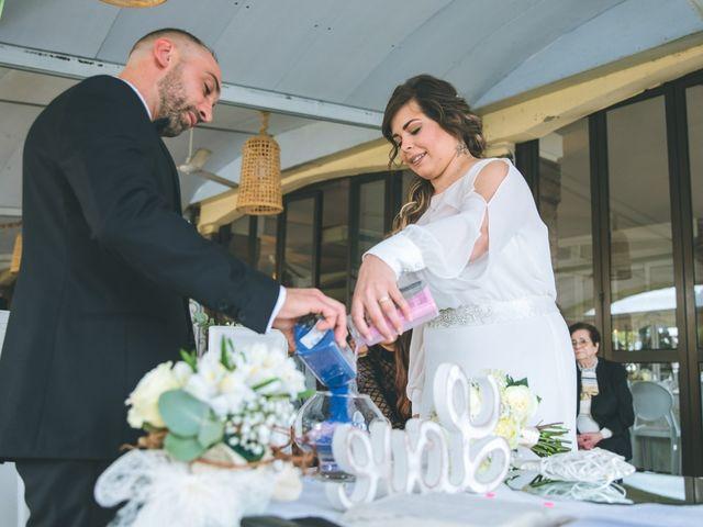 Il matrimonio di Valerio e Francesca a Arcore, Monza e Brianza 105