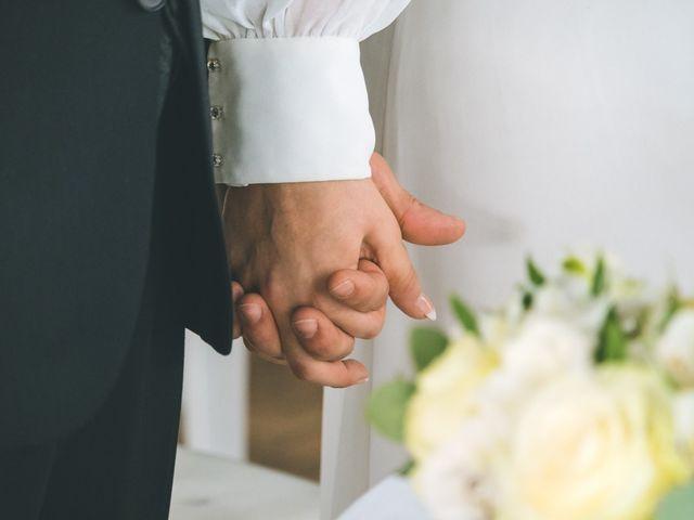 Il matrimonio di Valerio e Francesca a Arcore, Monza e Brianza 108