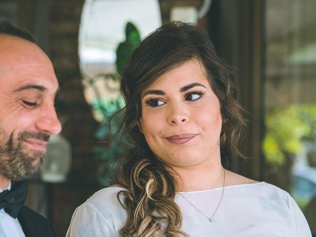 Il matrimonio di Valerio e Francesca a Arcore, Monza e Brianza 109