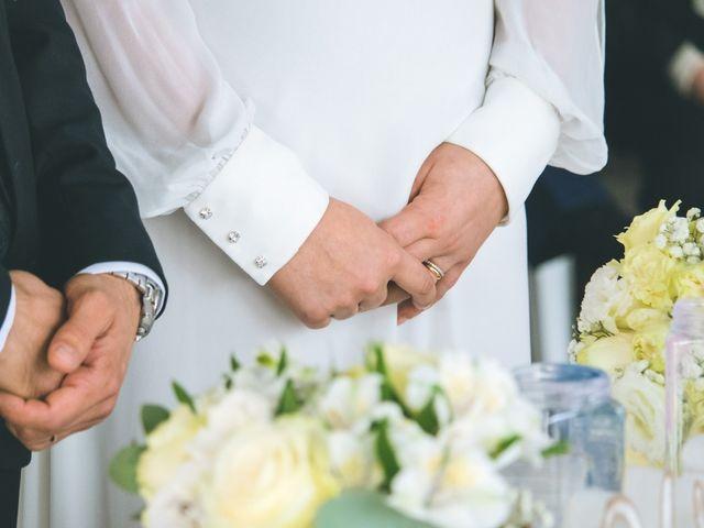 Il matrimonio di Valerio e Francesca a Arcore, Monza e Brianza 110