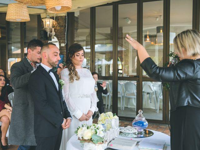 Il matrimonio di Valerio e Francesca a Arcore, Monza e Brianza 111