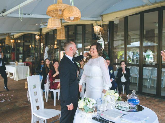 Il matrimonio di Valerio e Francesca a Arcore, Monza e Brianza 114