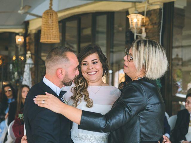 Il matrimonio di Valerio e Francesca a Arcore, Monza e Brianza 116