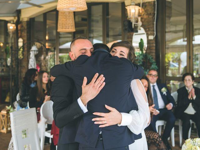 Il matrimonio di Valerio e Francesca a Arcore, Monza e Brianza 120