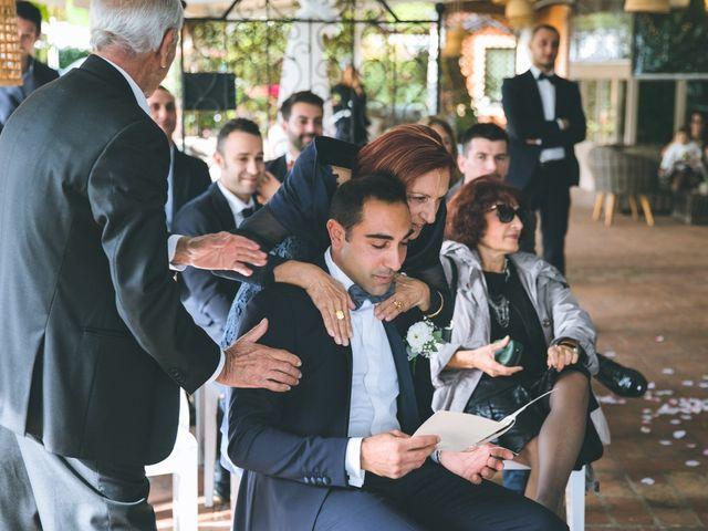 Il matrimonio di Valerio e Francesca a Arcore, Monza e Brianza 121