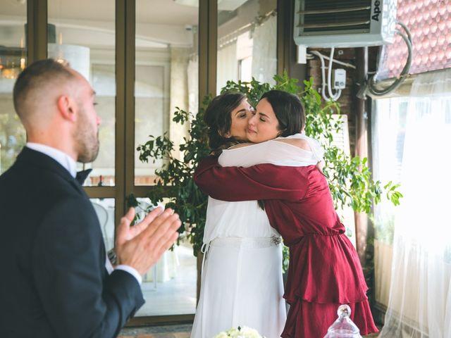 Il matrimonio di Valerio e Francesca a Arcore, Monza e Brianza 123