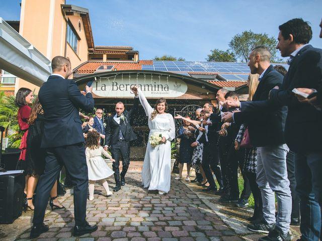 Il matrimonio di Valerio e Francesca a Arcore, Monza e Brianza 124