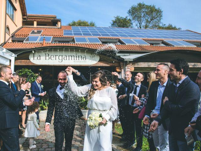 Il matrimonio di Valerio e Francesca a Arcore, Monza e Brianza 126