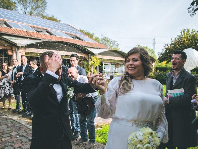 Il matrimonio di Valerio e Francesca a Arcore, Monza e Brianza 128