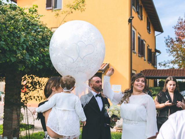 Il matrimonio di Valerio e Francesca a Arcore, Monza e Brianza 131