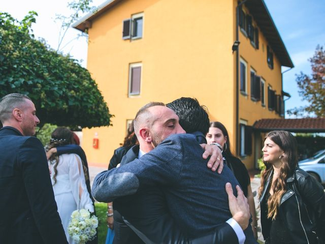 Il matrimonio di Valerio e Francesca a Arcore, Monza e Brianza 135