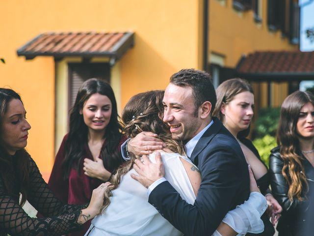 Il matrimonio di Valerio e Francesca a Arcore, Monza e Brianza 138