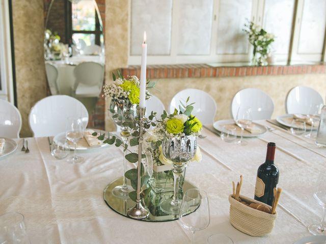 Il matrimonio di Valerio e Francesca a Arcore, Monza e Brianza 143